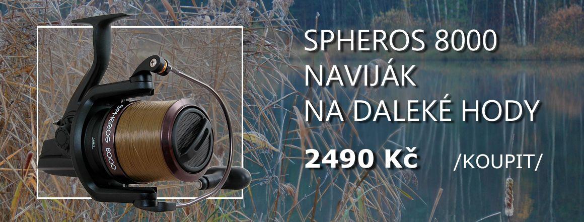 Spheros 8000