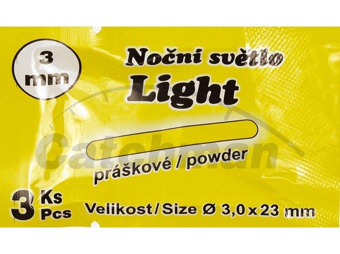 170232 chemické světýlko práškové