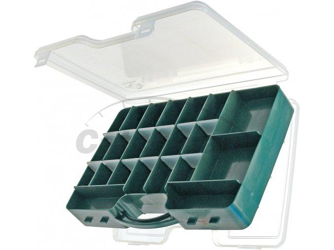 001607 krabička kufřík oboustanný