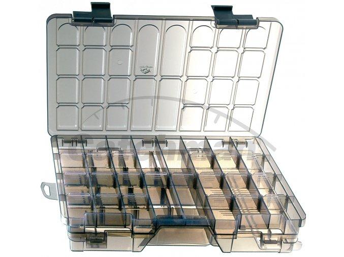001621 stavitelný box dvoupatrový a