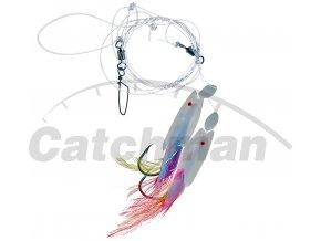 001168 ryba folie peří F