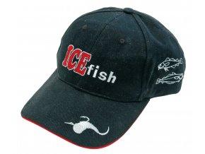 000436 čepice ICE fish