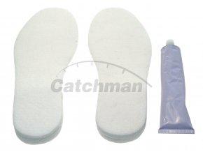 004016 filcové podrážky s lepidlem