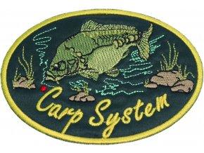 200069 nášivka Carp system