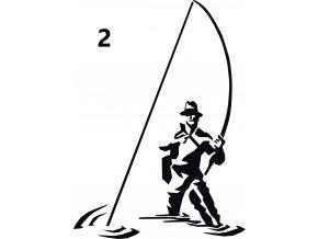 000224 samolepky rybáři 22