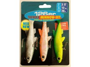 Minnow set