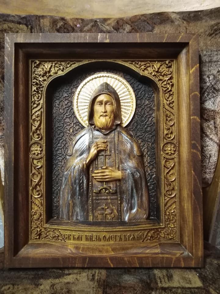 3D tvorba do pravoslavných kostelů v Karlových Varech