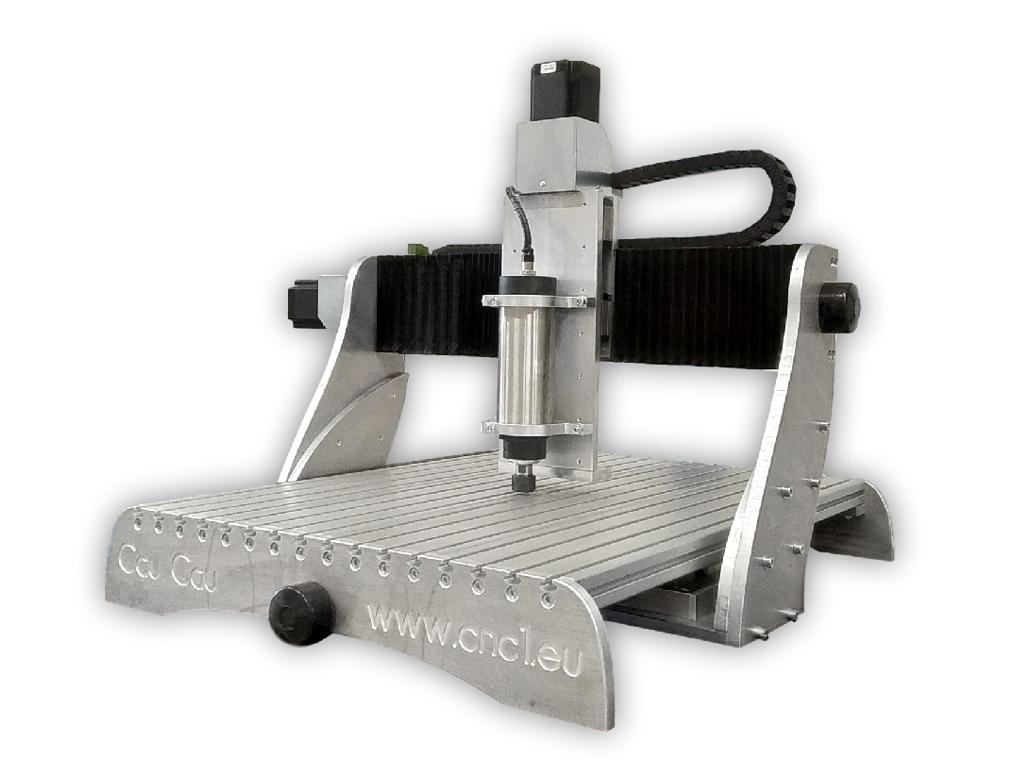 CauCau CNC Frézky řady KOMPAS F600