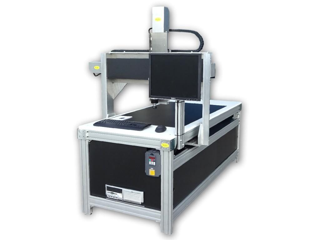 CauCau CNC Frézky řady KOMPAS F1100