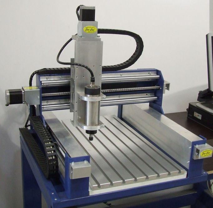 CauCau CNC Frézky řady KOMPAS H400