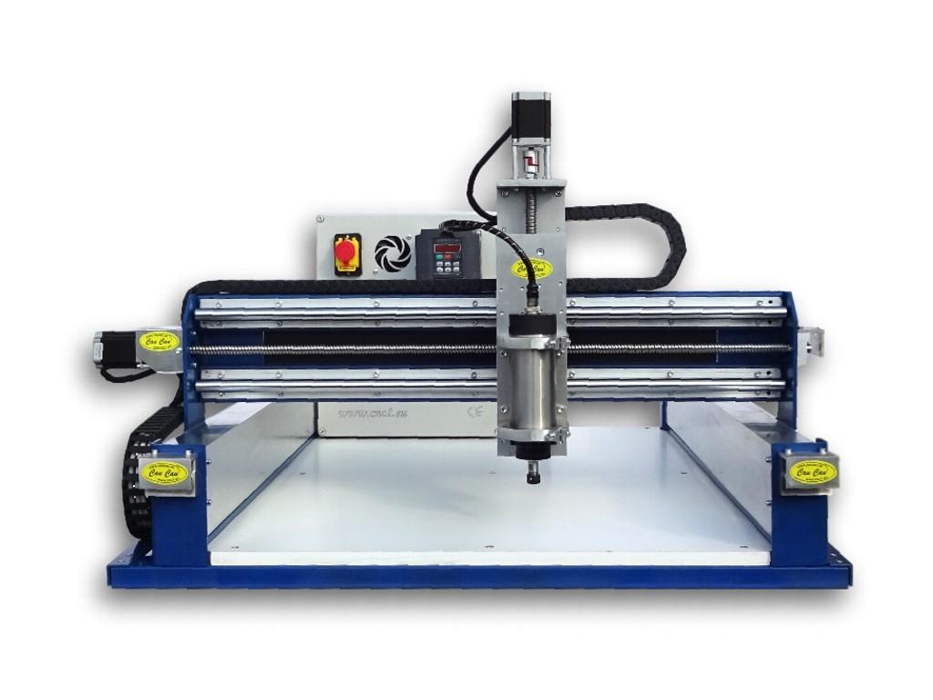 CauCau CNC frézka KOMPAS H1000GS-800W-ASYN-HGR (600x850x120mm)