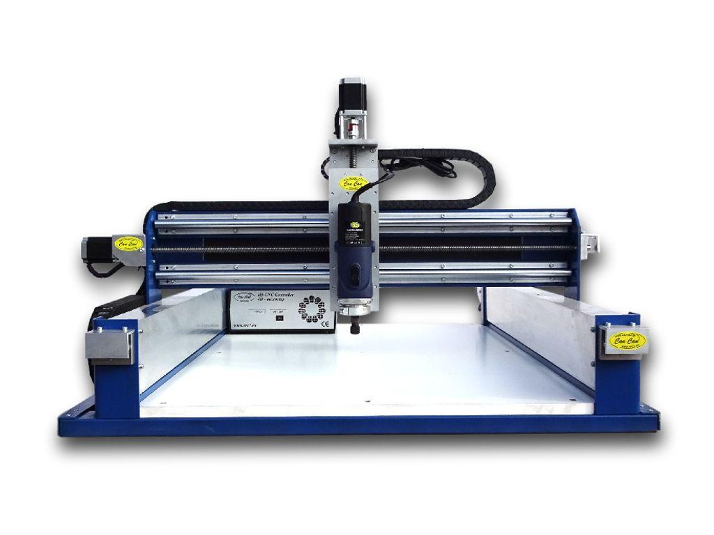 CauCau CNC frézka KOMPAS H1000Basic-850W-(600x850x120mm)