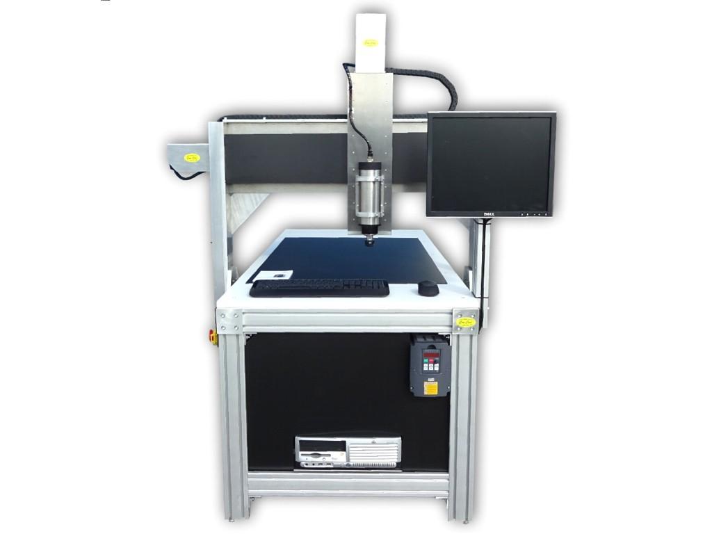 CauCau CNC frézka KOMPAS F1100 2,2kW-ASYN (700x1250x200mm)