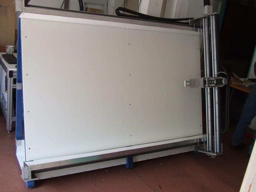 CauCau CNC frézka KOMPAS H2000 vertical-850W-1000x1700x80