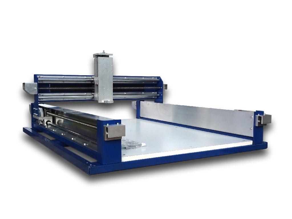 CauCau CNC frézka KOMPAS H1000KIT (600x850)