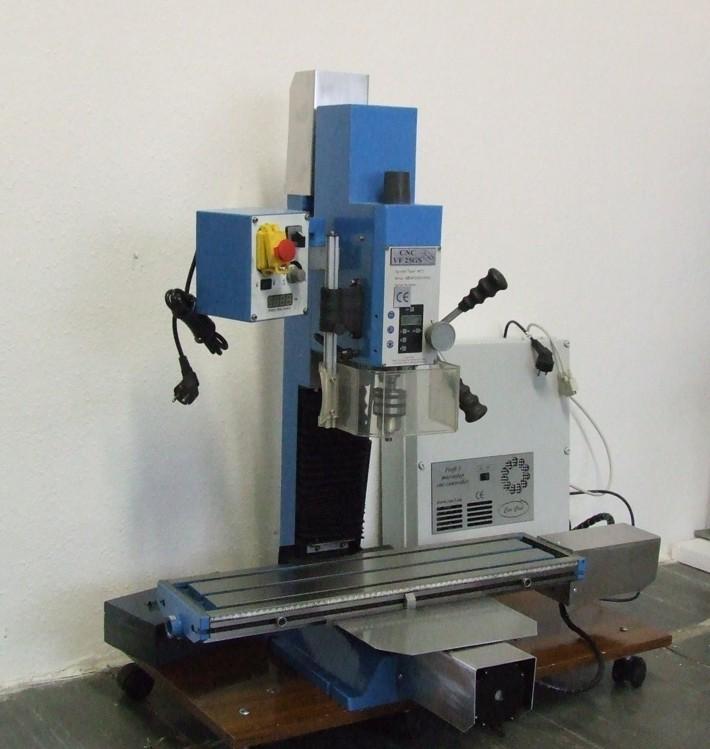 CauCau CNC sloupová frézka KOMPAS VF25GS-L