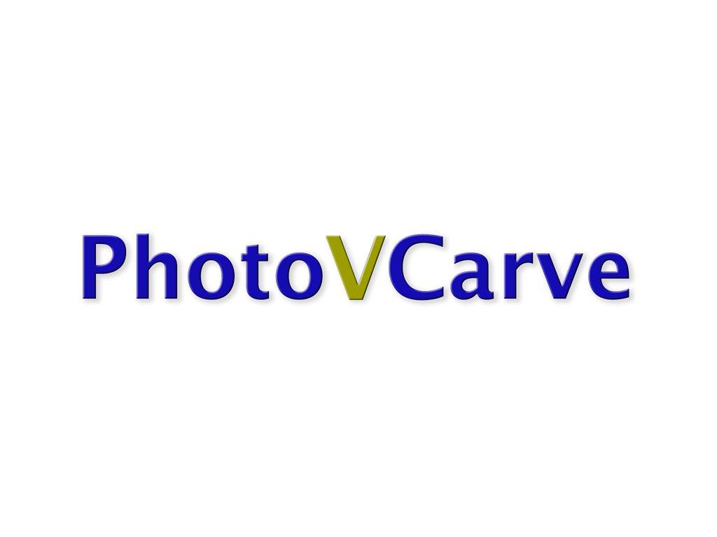 PhotoVCarve
