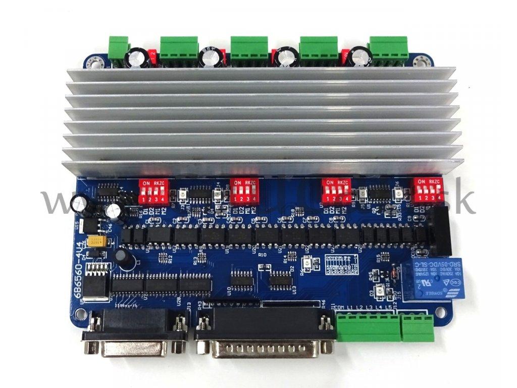 CNC ovládač H5
