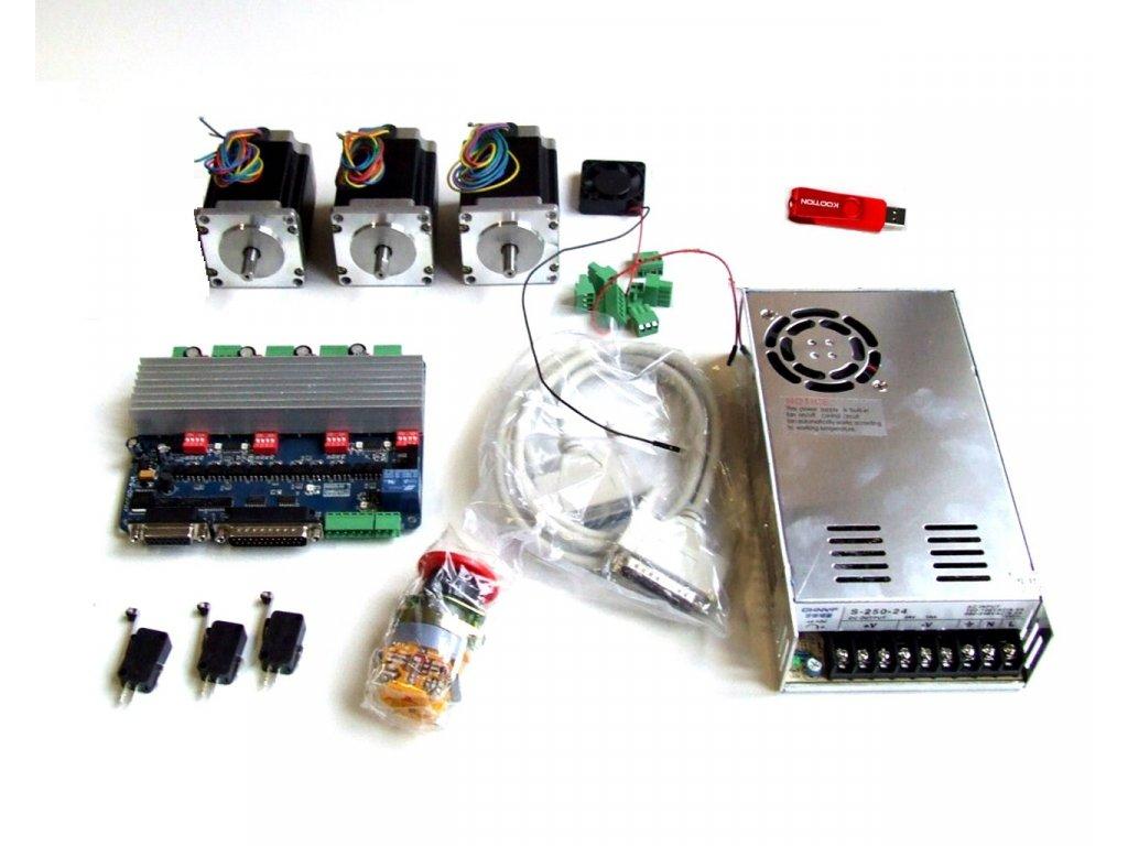 CNC H5 Controller sada 3D