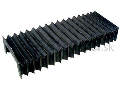 Krycia harmonika / Krycí mech 160mm x 45mm