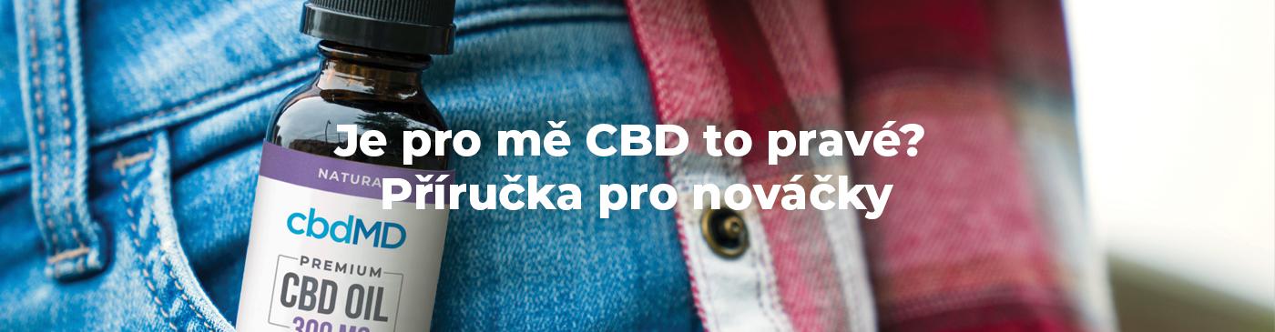 Je pro mě CBD to pravé? Příručka pro nováčky