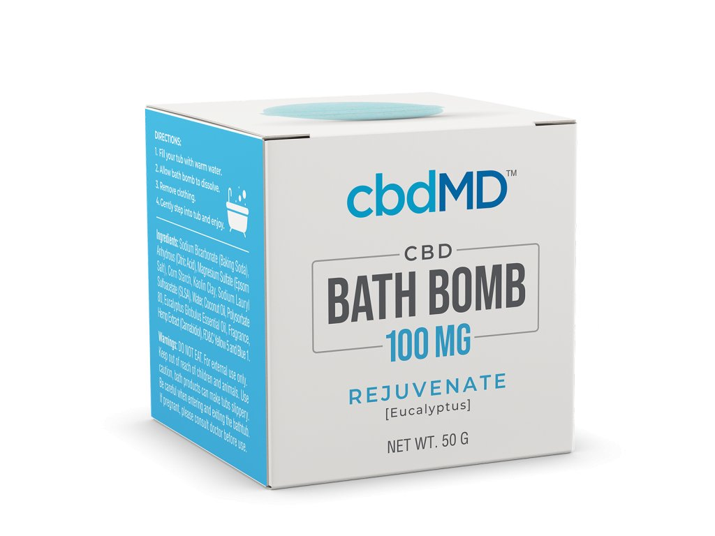 Bath Bomb Box Rejuvenate