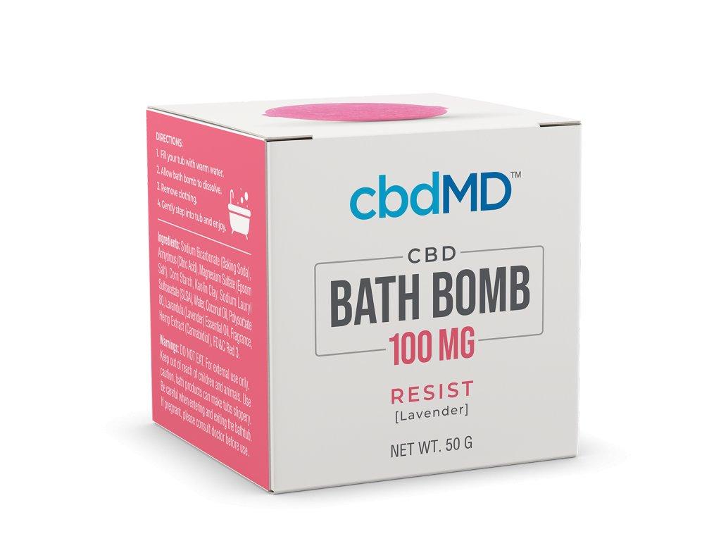 Bath Bomb Box Resist