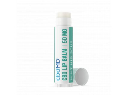 LipBalm MH Front Cap Off