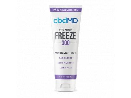 cbdmd squeezetube freeze 300