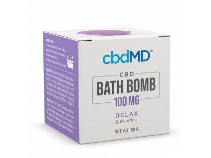 Bath Bomb Box Relax