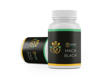 maca black