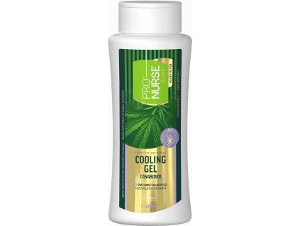 ProNURSE® chladivý gel s kostivalem a vitamínem E
