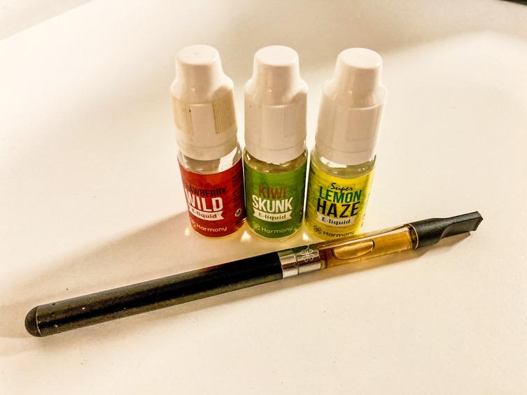 Naše recenze na Harmony Vape pen