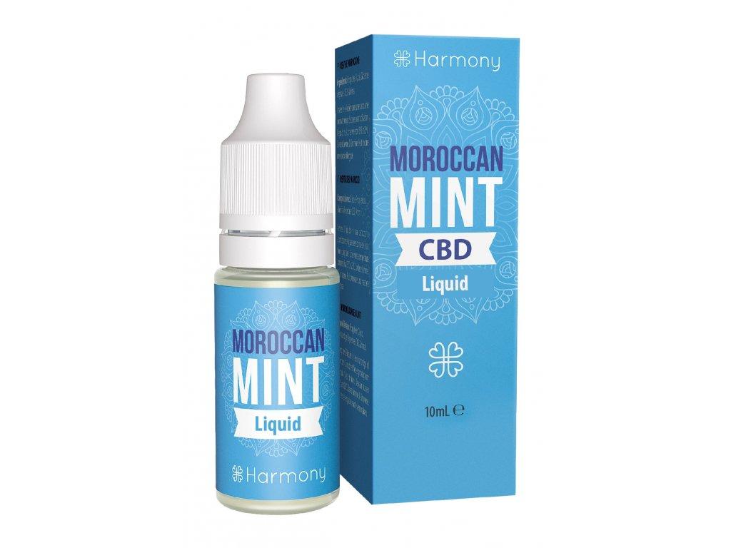 Harmony CBD Liquid - Moroccan Mint, 30 - 300 mg