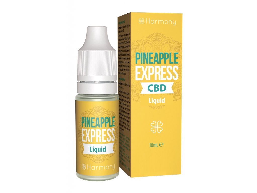 Harmony - CBD liquid - Pineapple Express