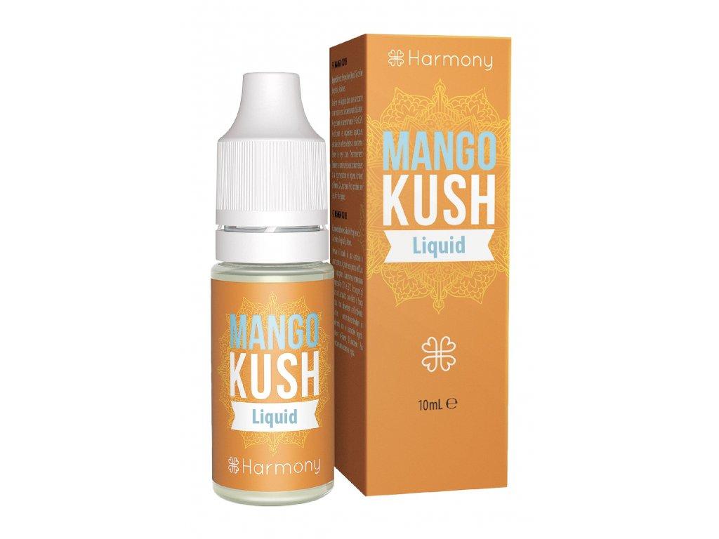 Harmony CBD Liquid - Mango Kush, 100 - 300 mg