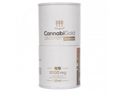 Olej CBD CannabiGold BALANCE 1000 mg