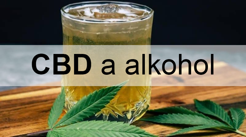 Můžu míchat CBD s alkoholem?