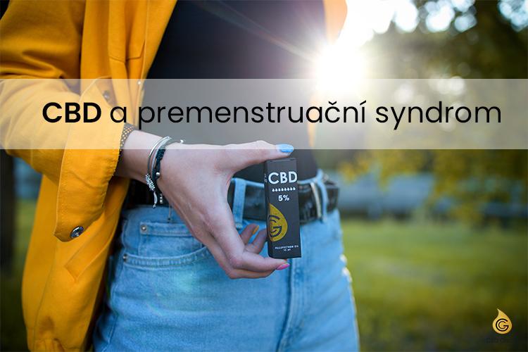 CBD a premenstruační syndrom