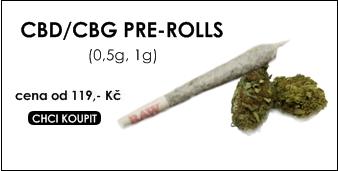 CBD PRE-ROLLS