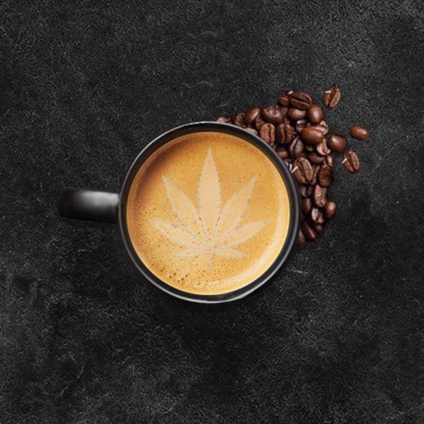 CBD a káva