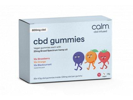 CBD gummies - CBD bonbóny - Želé CBD multipack