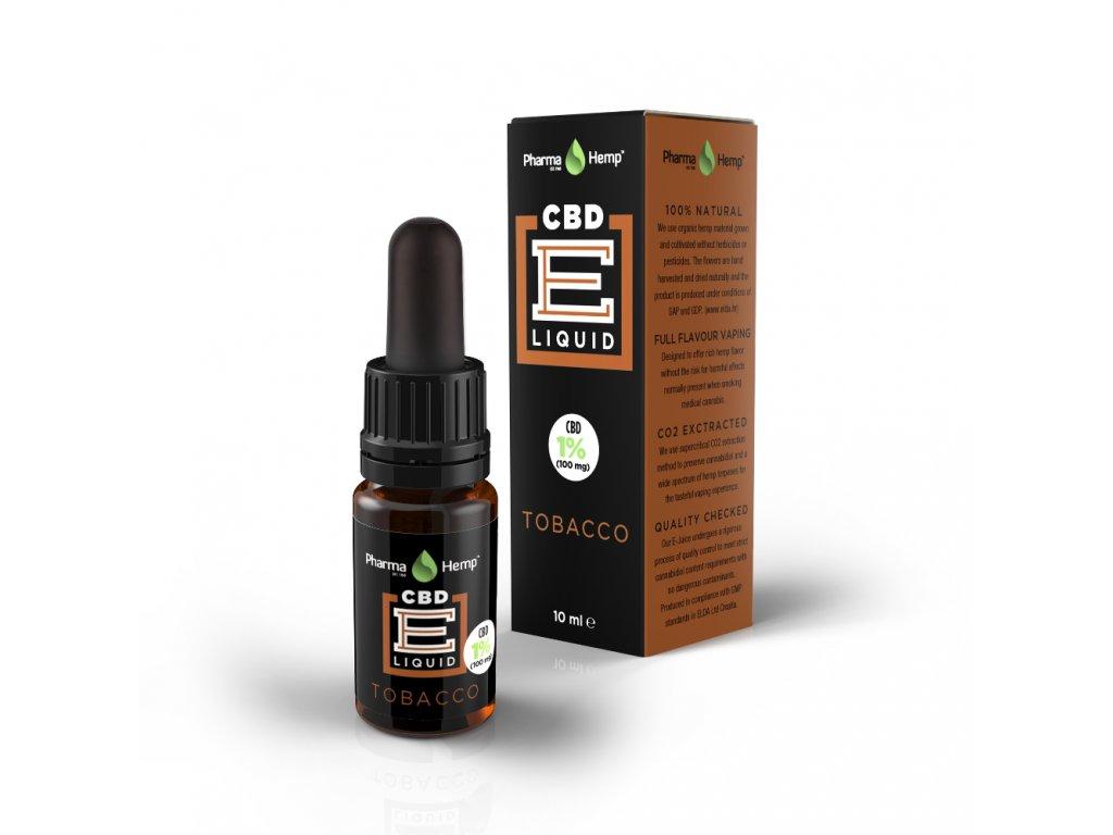 cbd e liquid 1 tobacco