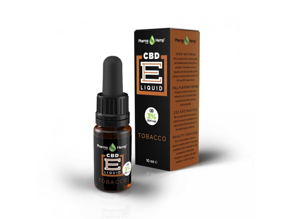 cbd e liquid 3 tobacco