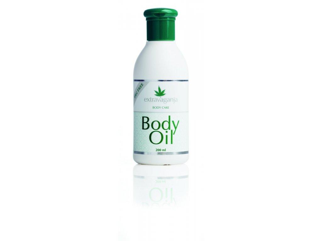 Telovy olej 200ml