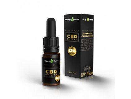 Pharmahemp premium cbd drops 12