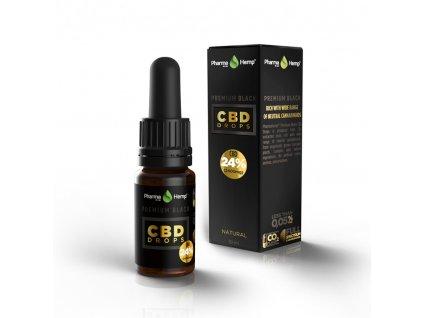 Pharmahemp premium cbd drops 24