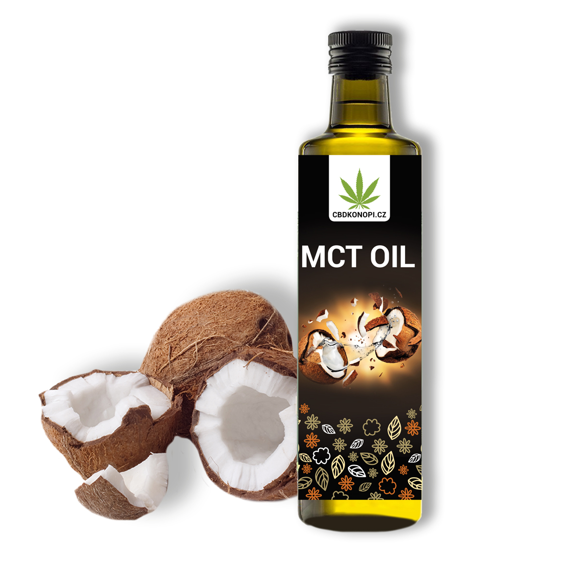 MCT olej a hubnutí