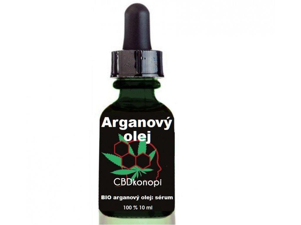 cbdkonopi Arganový olej