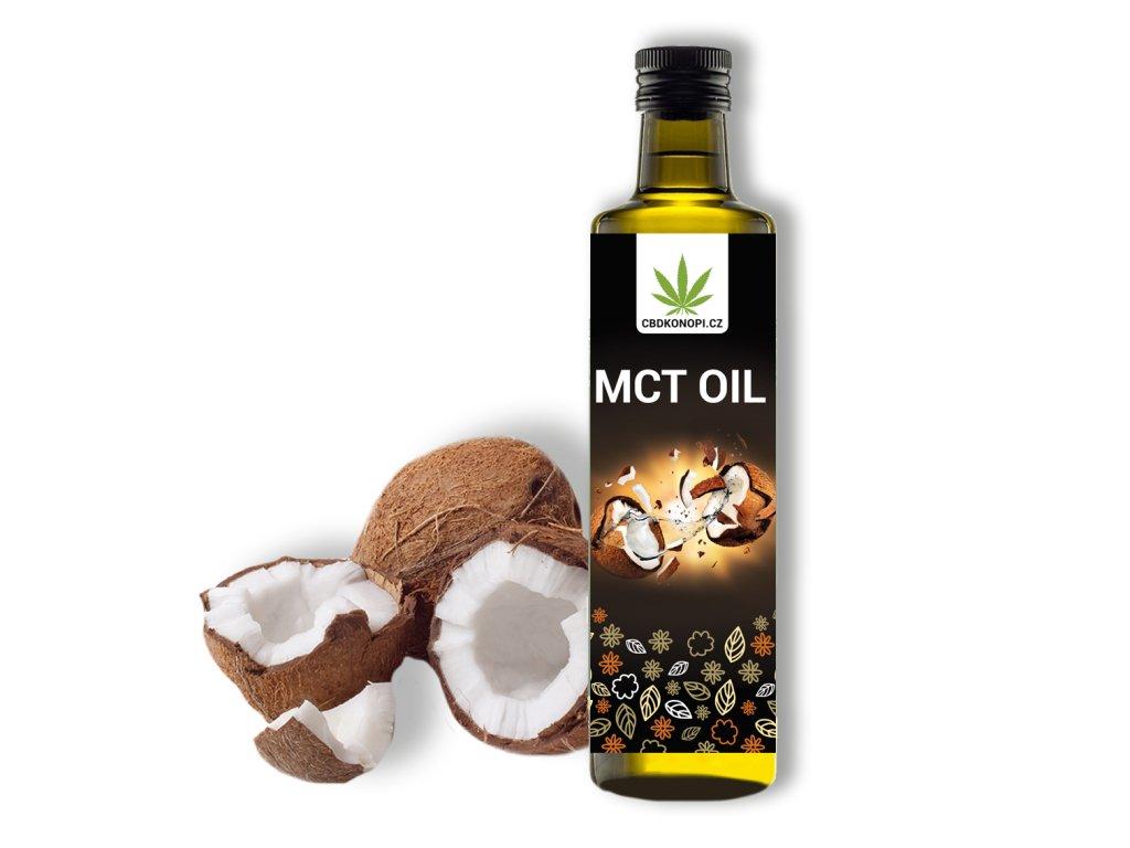 cbdkonopi MCT olej 99 Kč